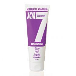 baume naturel jcm 7 pour les articulations, de Jean Raillon